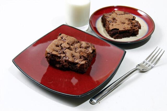 スイート味噌チョコレートブラウニー