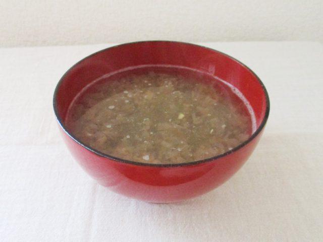かつおぶし_とろろこんぶ_梅肉_味噌玉_おくすり味噌汁114:haccola 発酵ライフを楽しむ「ハッコラ」
