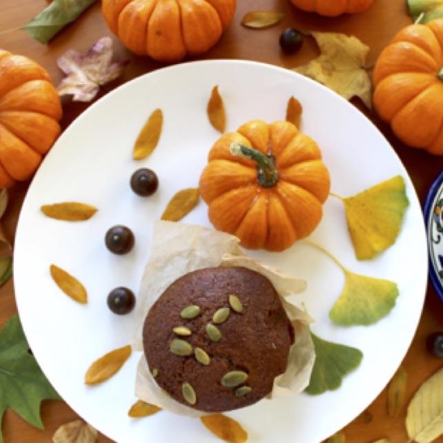 Miso Kabocha Muffin