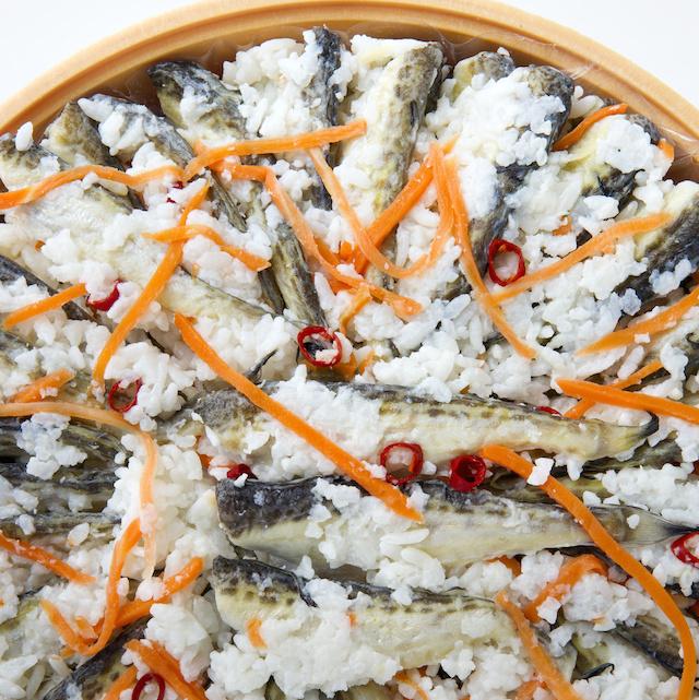 【なれずし】発酵食品リスト:haccola 発酵ライフを楽しむ「ハッコラ」