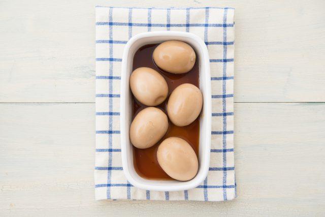 発酵サトウキビファイバーの味付け玉子_食べるだけで、若くキレイになる方法:haccola 発酵ライフを楽しむ「ハッコラ」
