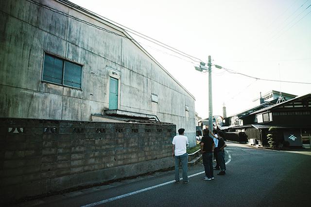 秋田銘醸株式会社 旧岩崎蔵(メイン会場)