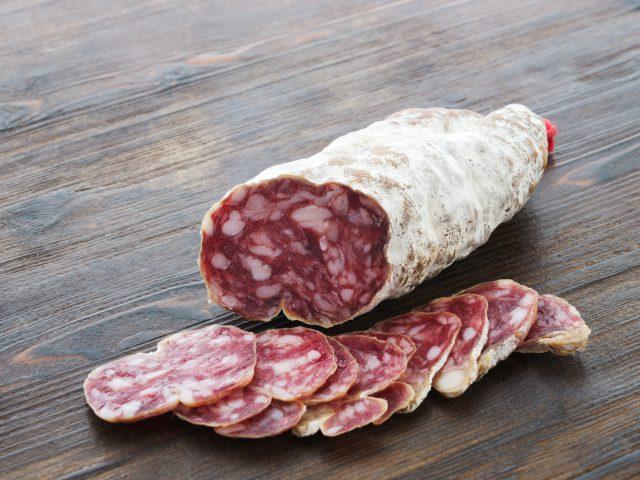 【白カビサラミ(しろかびさらみ)】発酵食品リスト:haccola 発酵ライフを楽しむ「ハッコラ」