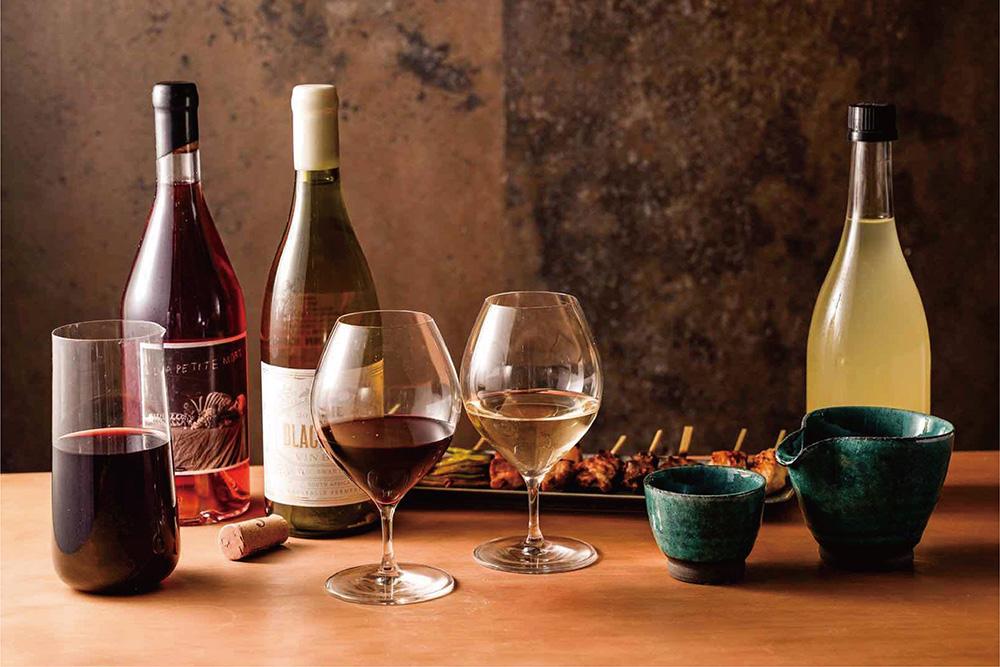 日本有数のソムリエを迎え、「焼き鳥に寄り添うお酒」を精密に表現