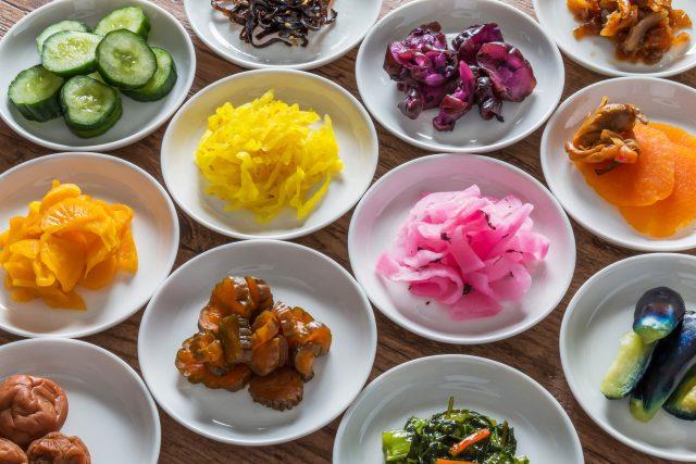 【漬け物(つけもの)】発酵食品リスト:haccola 発酵ライフを楽しむ「ハッコラ」